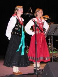 danseuses, chanteuses Gorale